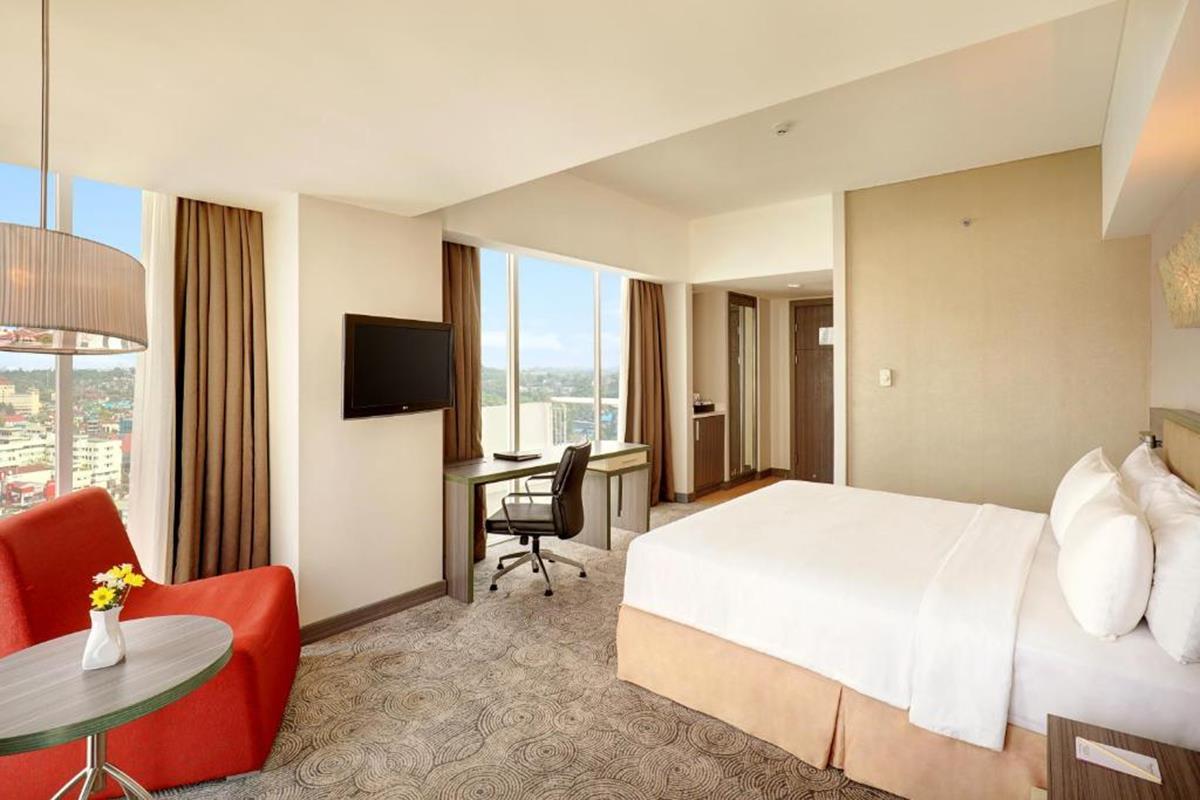 Swiss-Belhotel Balikpapan – Pokój typu Deluxe