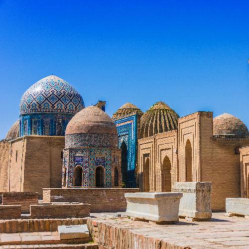 Uzbekistan – na jedwabnym szlaku_Miniaturka