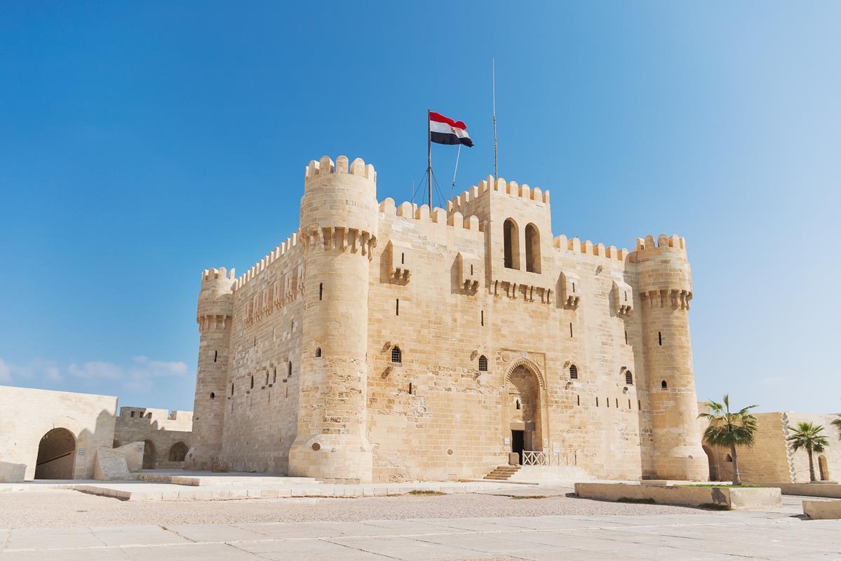 Aleksandria – Cytadela Qaitbay
