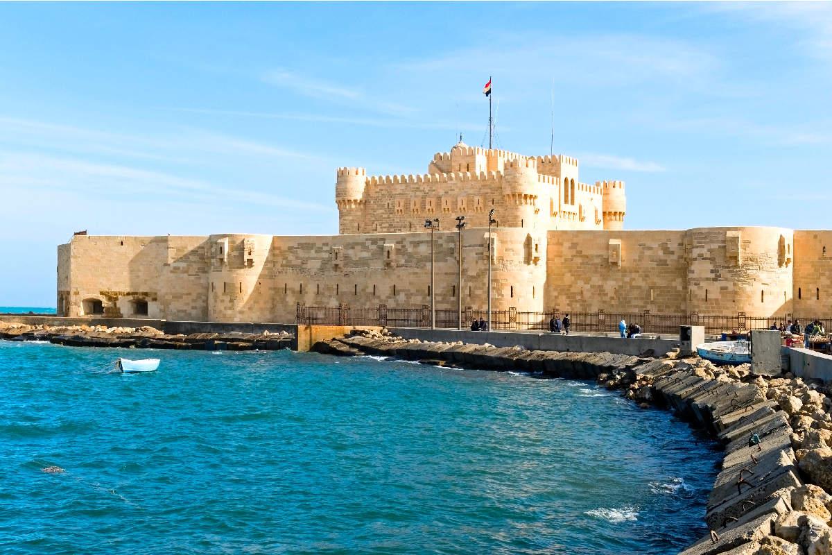 Aleksandria – Twierdza Qaitbay