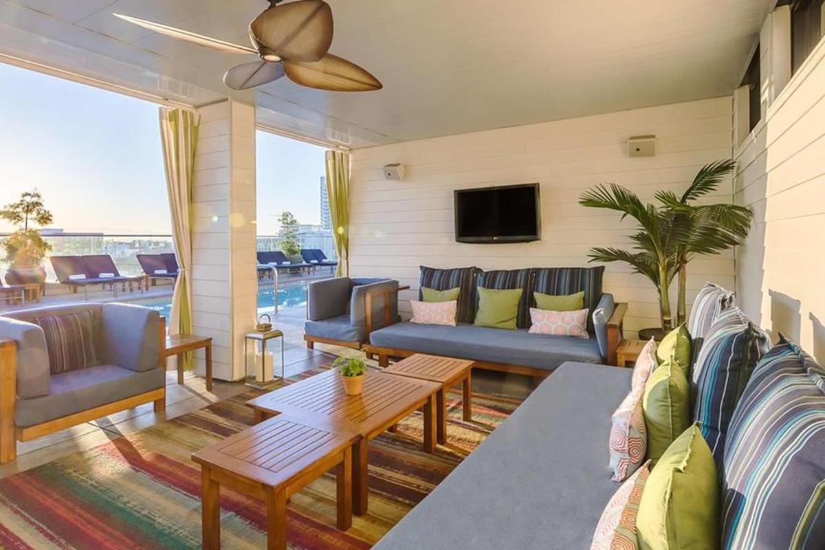 Andaz San Diego – Andaz Cabana Suite