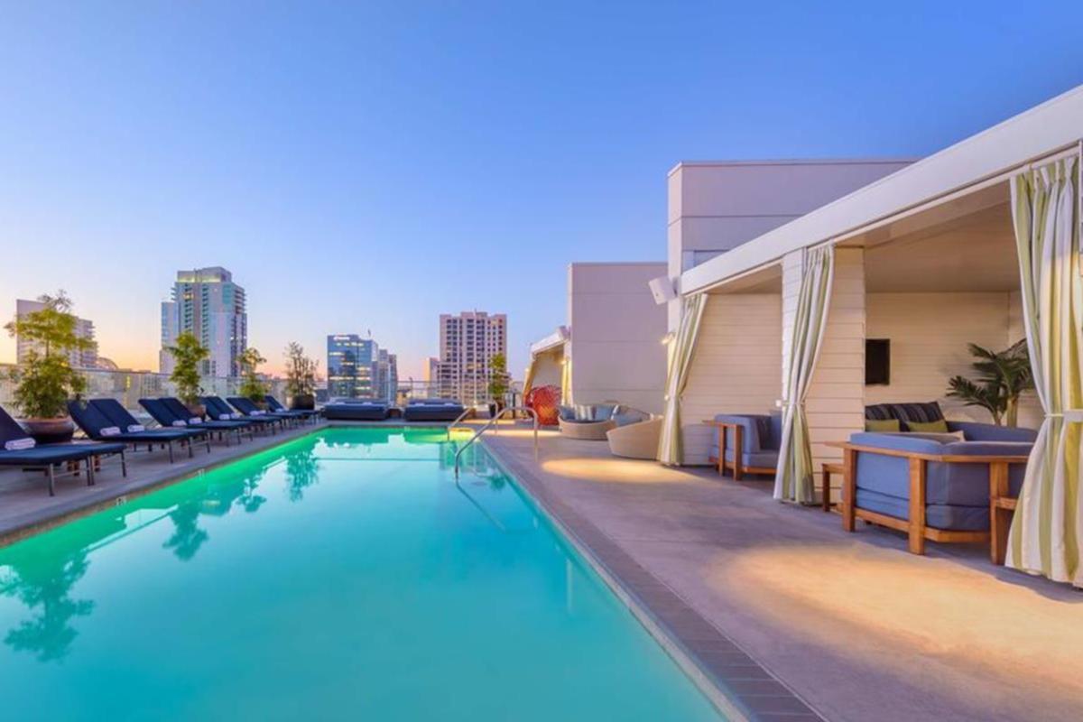 Andaz San Diego – Basen