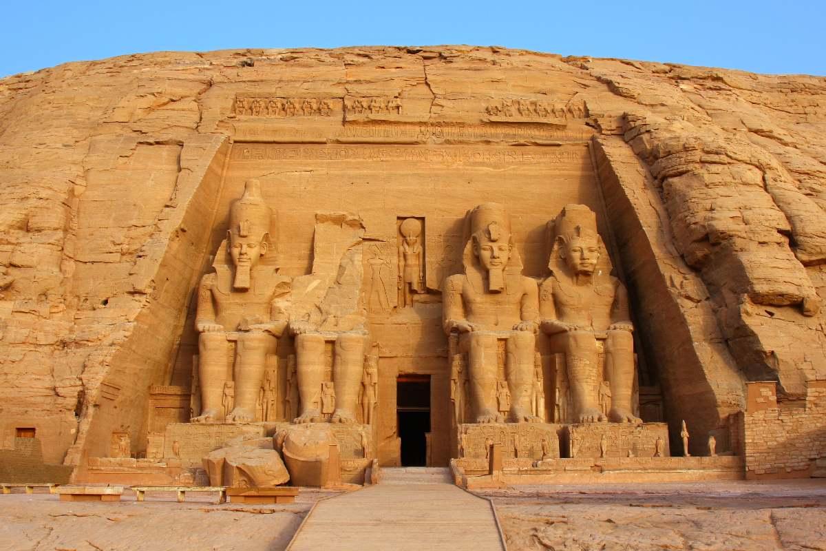 Asuan – Świątynia Abu-Simbel