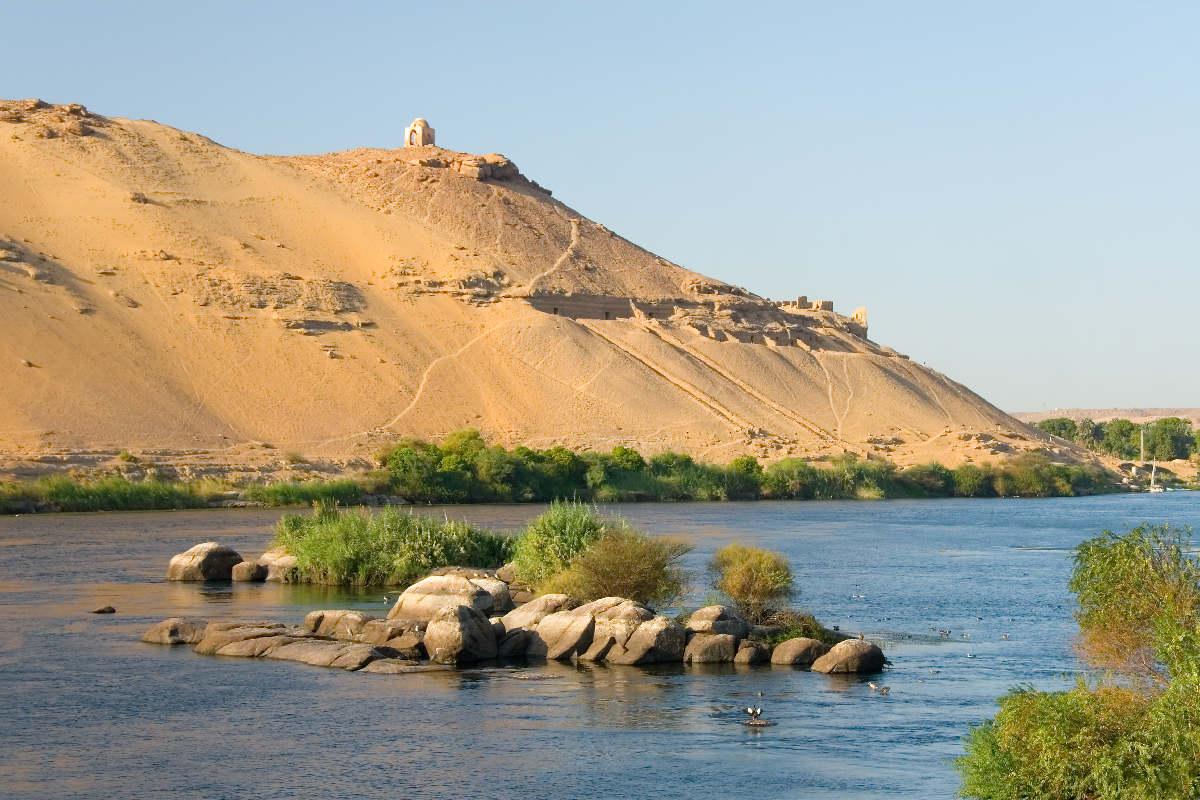 Asuan – Qubbet el-Hawa