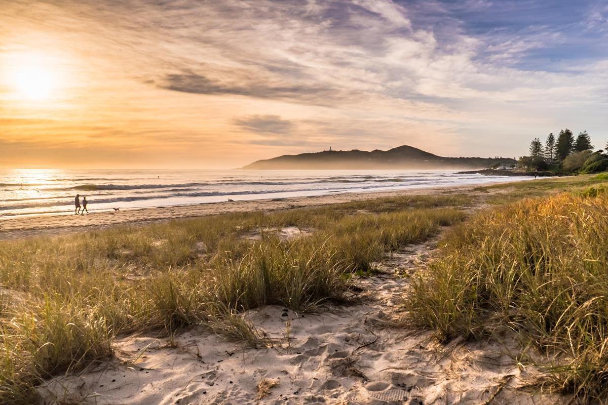 Byron Bay – Główna plaża