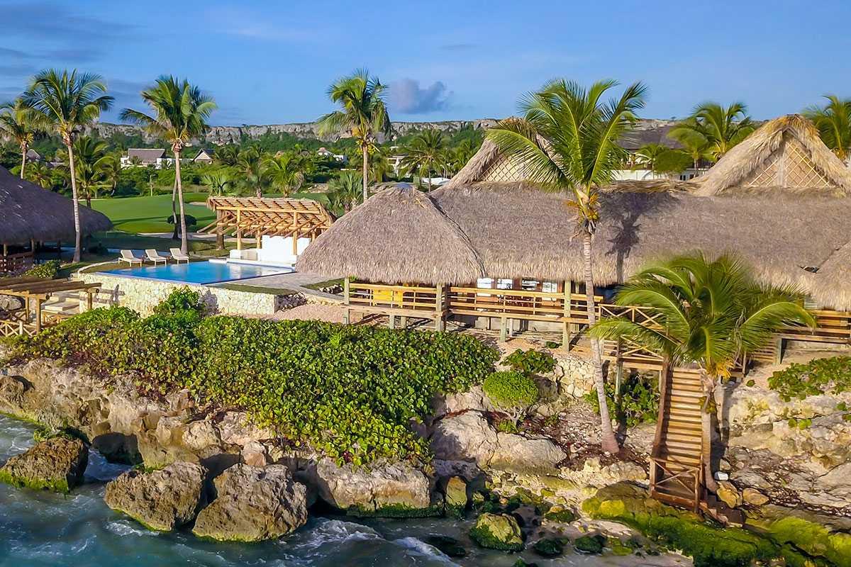 Eden Roc Cap Cana – Ocean Pool Bungalow