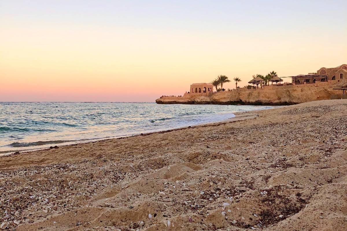 El Quseir – Plaża