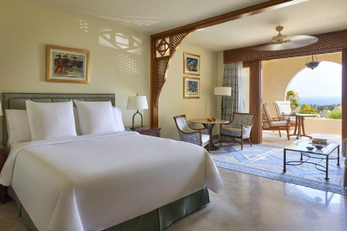 Four Seasons Resort Sharm El Sheikh – Pokój z częściowym widokiem na morze