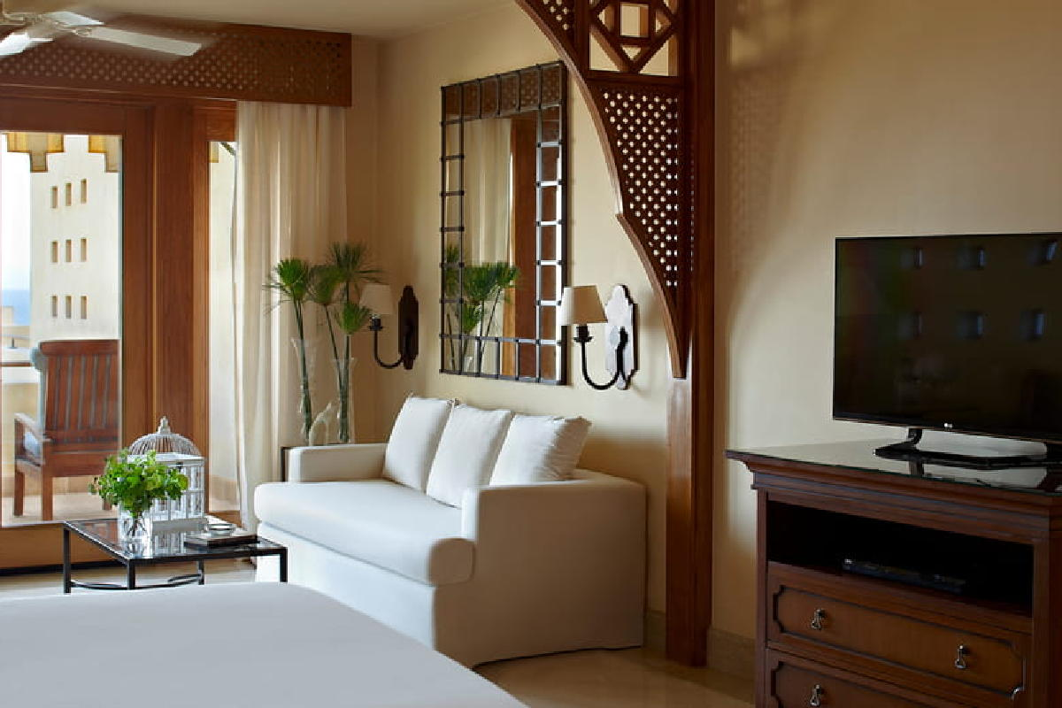 Four Seasons Resort Sharm El Sheikh – Pokój z widokiem na morze