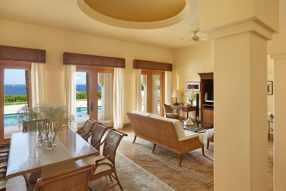 Four Seasons Resort Sharm El Sheikh – Presidential Suite
