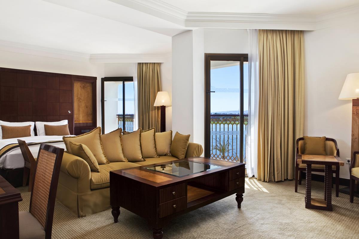 Hilton Luxor Resort & Spa – Nile Suite