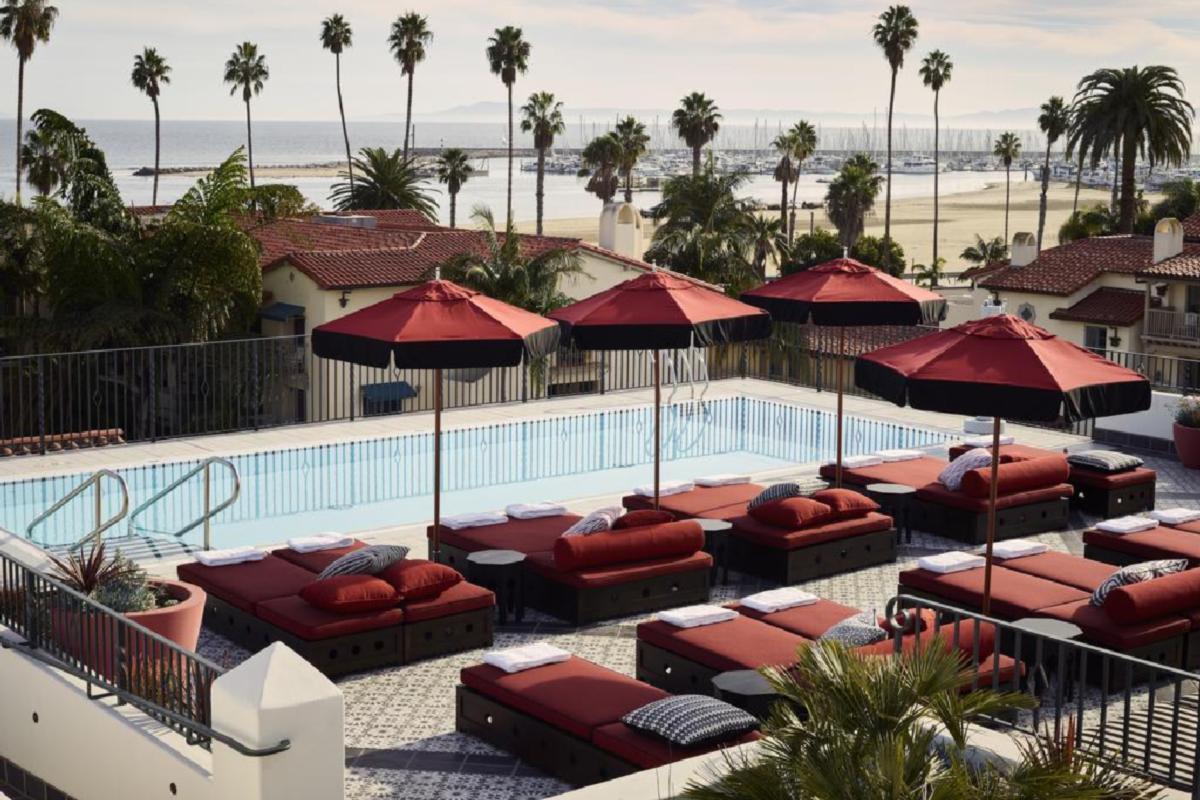 Hotel Californian – Basen