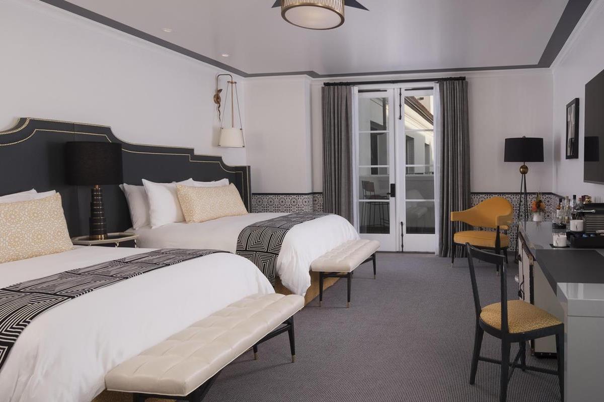Hotel Californian – Sevilla Guestroom