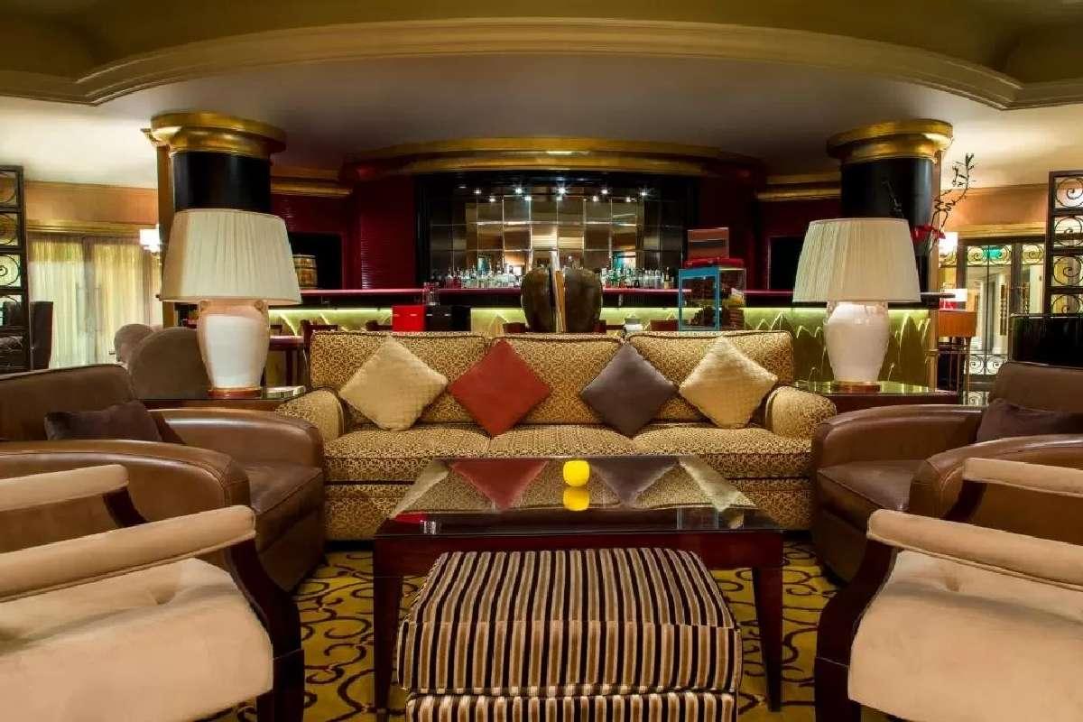 Kempinski Nile Hotel Garden City – Lobby