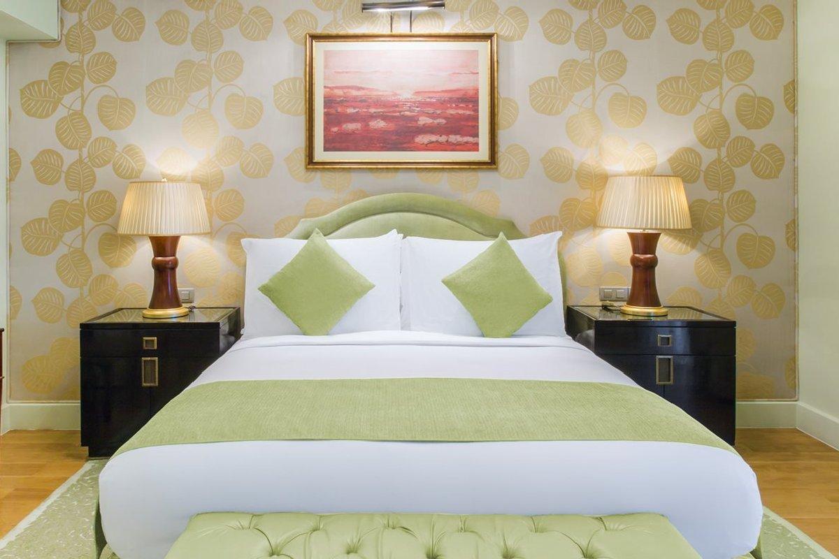 Kempinski Nile Hotel Garden City – Madina Deluxe Suite