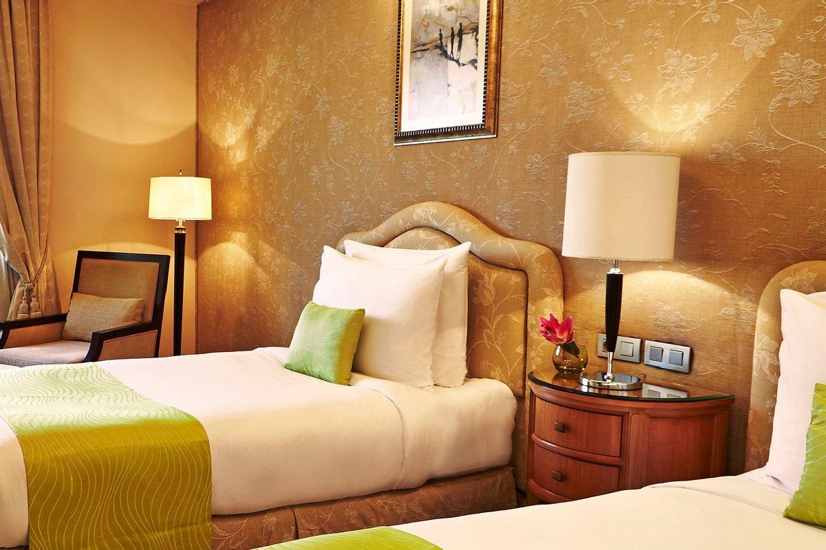 Kempinski Nile Hotel Garden City – Madina Superior Room