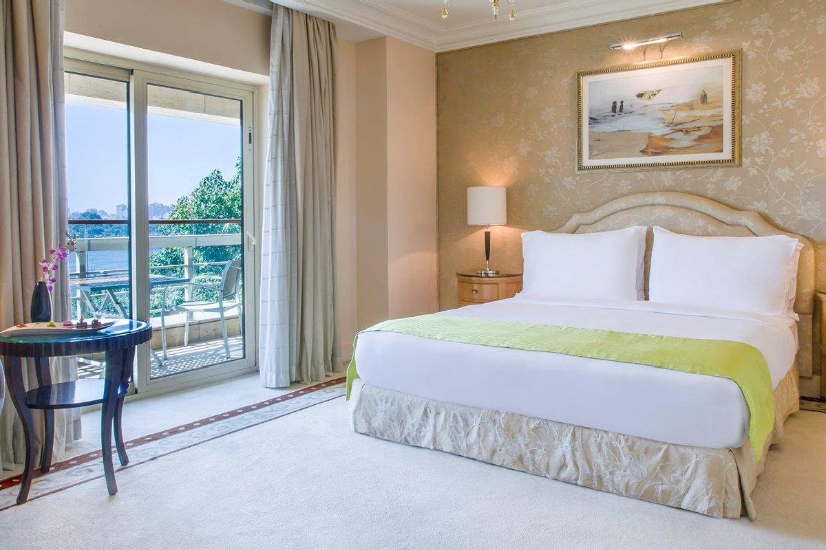 Kempinski Nile Hotel Garden City – Nile Deluxe Room