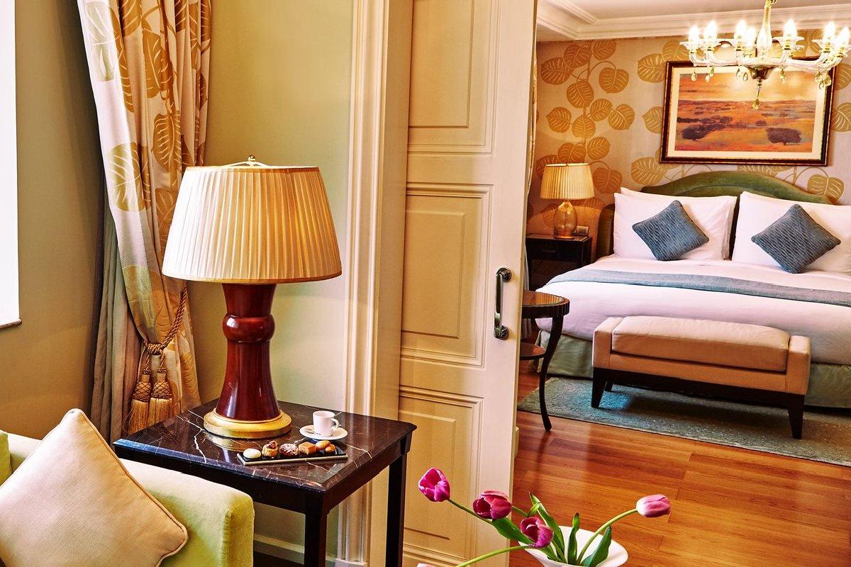 Kempinski Nile Hotel Garden City – Nile Junior Suite