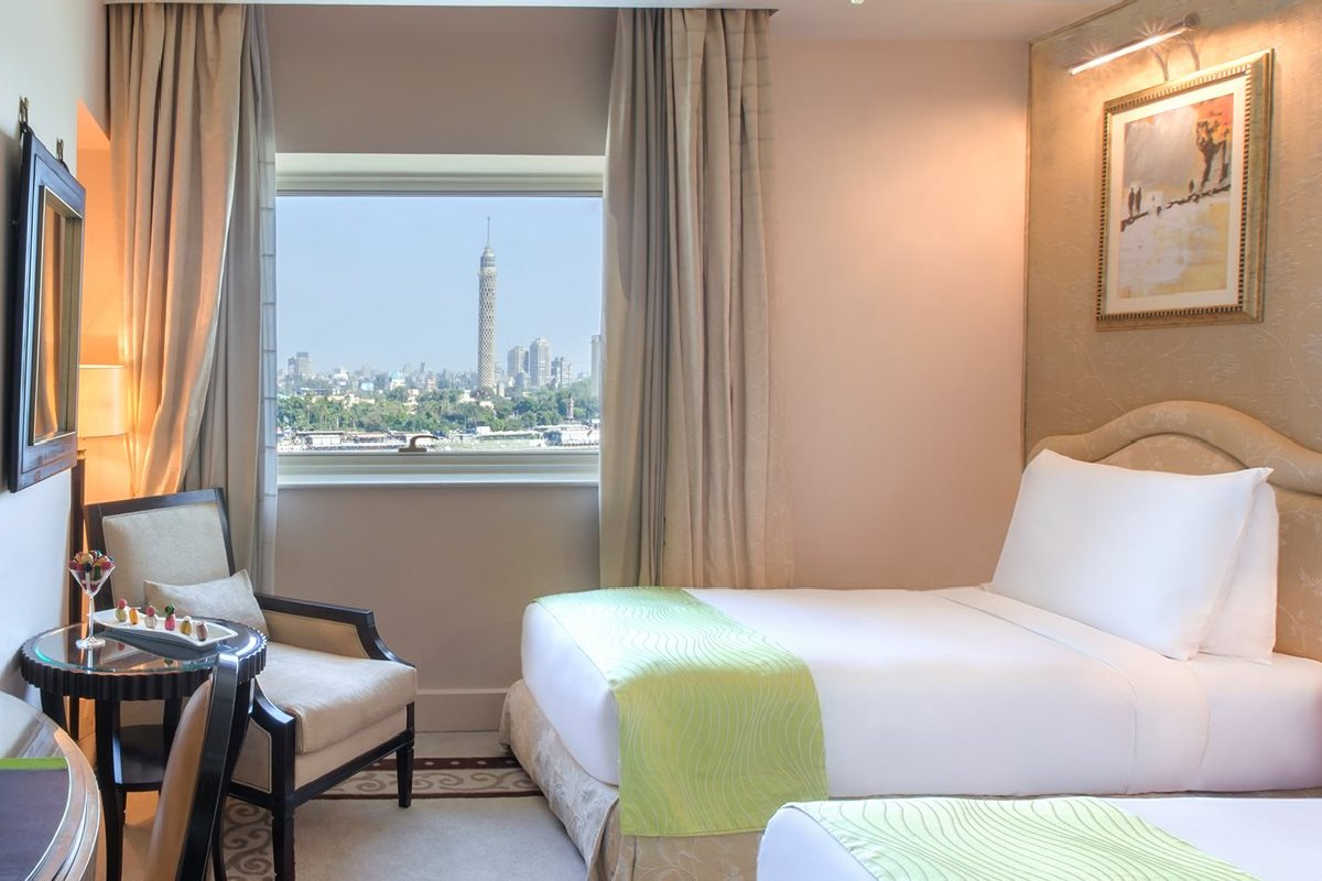 Kempinski Nile Hotel Garden City – Nile Superior Room