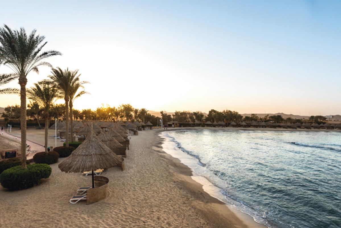 Movenpick Resort El Quseir – Plaża