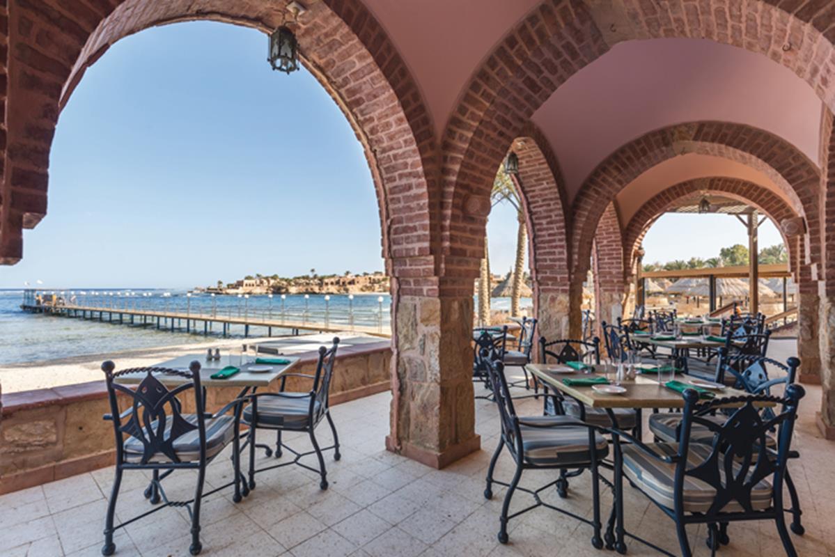 Movenpick Resort El Quseir – Restauracja