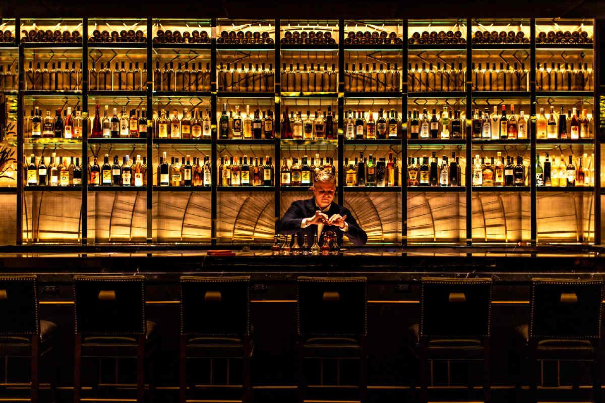 NoMad Las Vegas – Bar