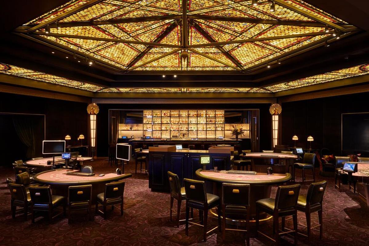 NoMad Las Vegas – Kasyno