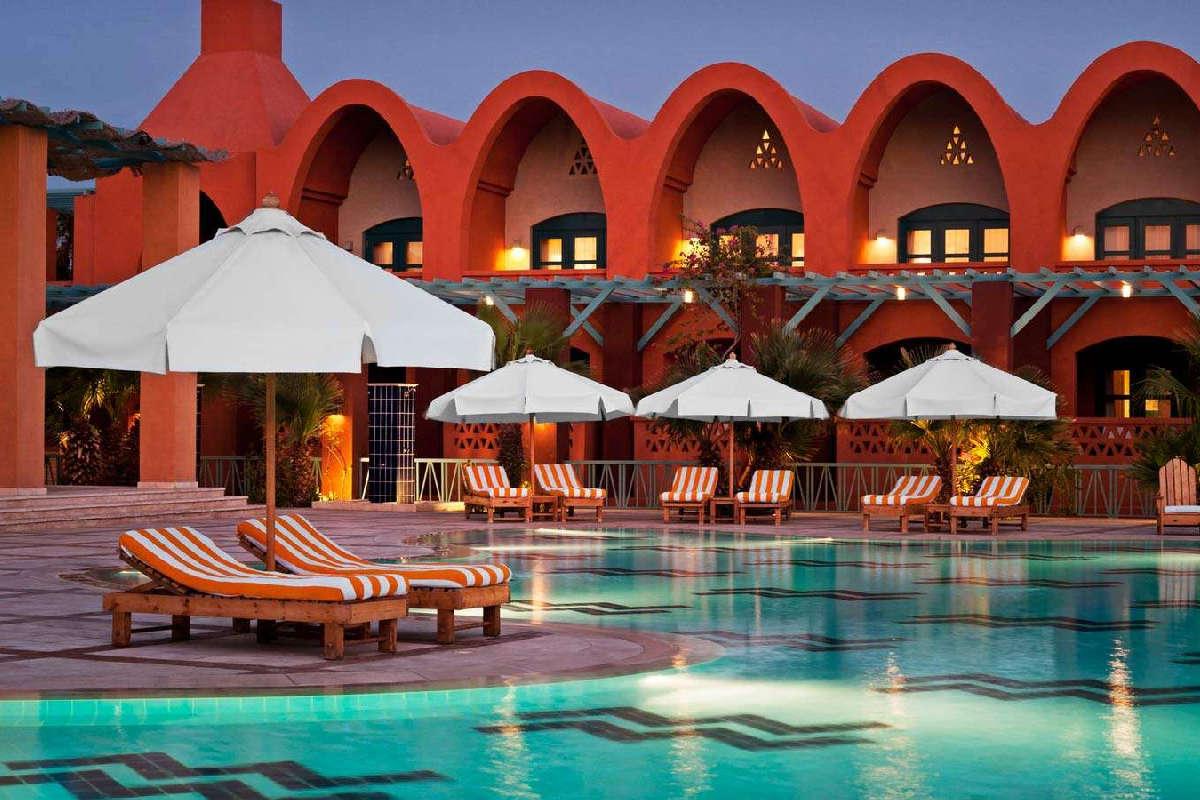 Sheraton Miramar Resort El Gouna – Basen