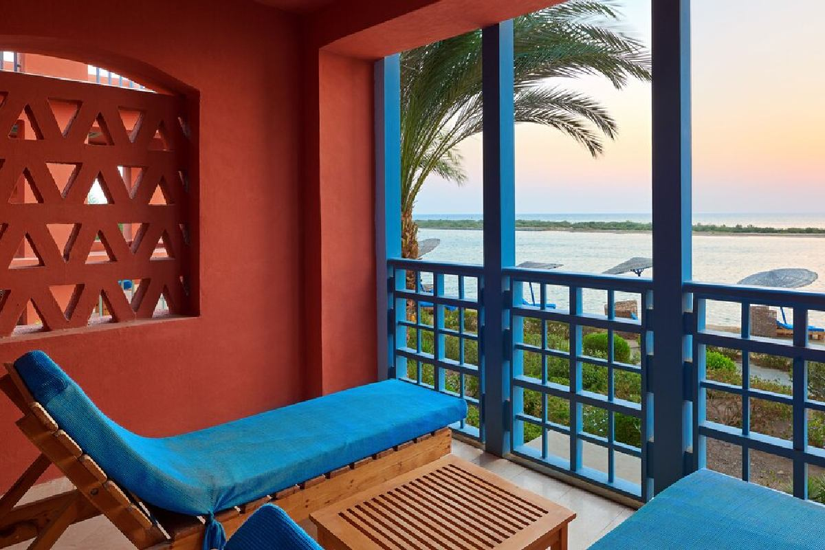 Sheraton Miramar Resort El Gouna – Deluxe Room