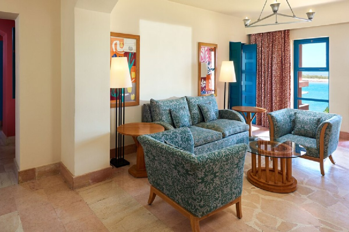 Sheraton Miramar Resort El Gouna – Executive Suite