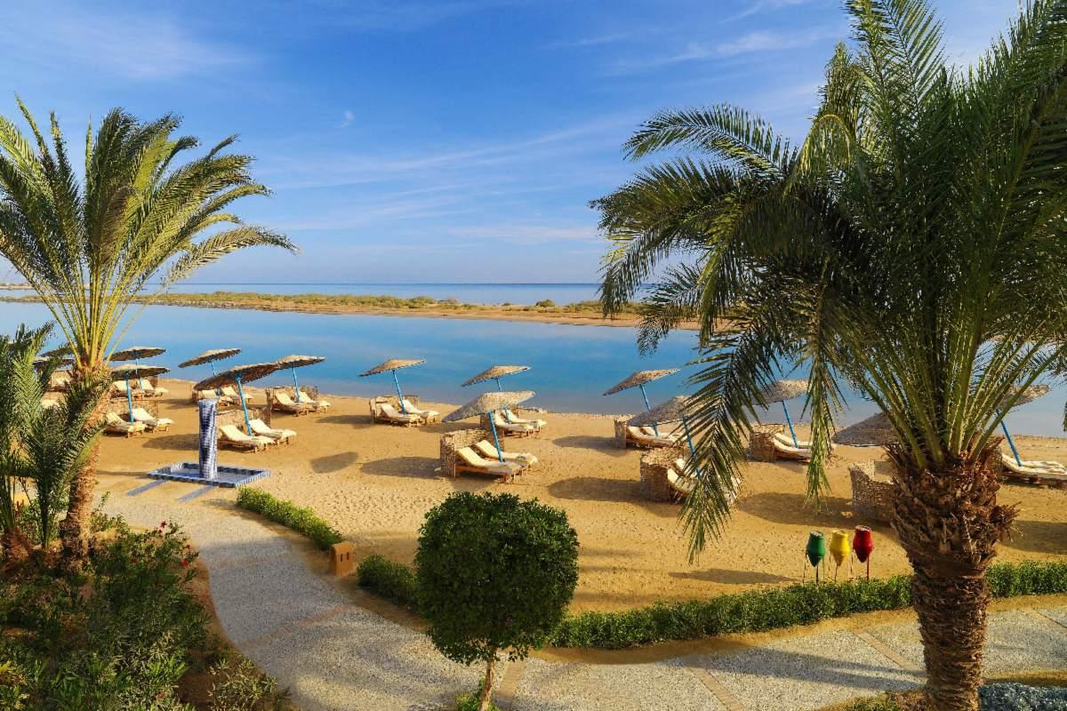 Sheraton Miramar Resort El Gouna – Plaża