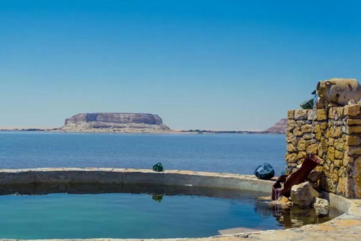 Siwa Relax Retreat – Basen