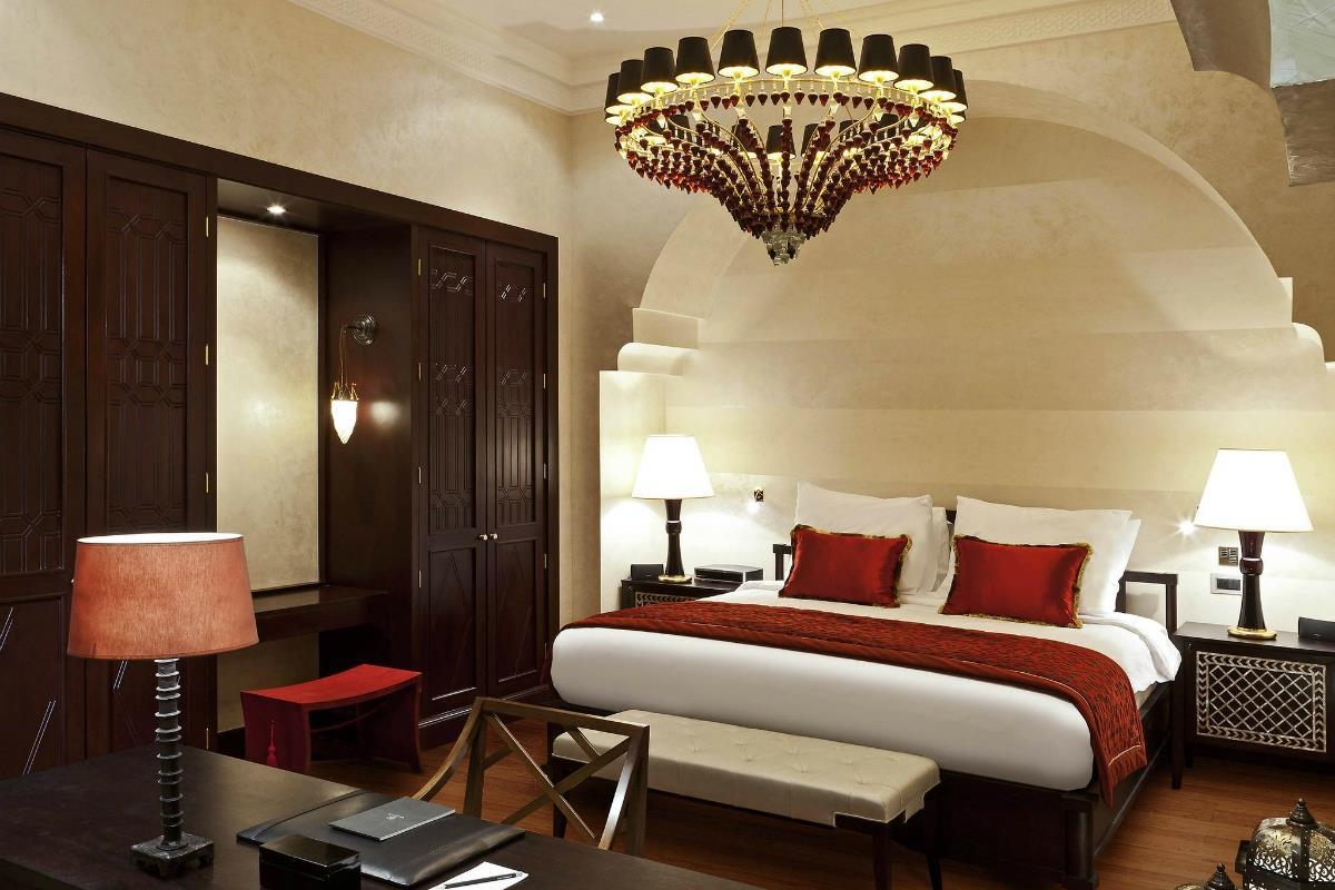 Sofitel Legend Old Cataract – Palace Luxury Room