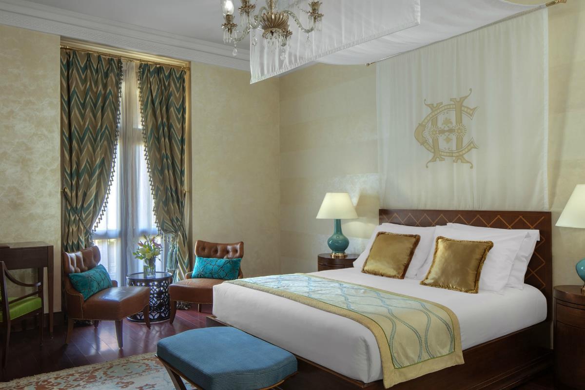Sofitel Legend Old Cataract – Palace Premium Room