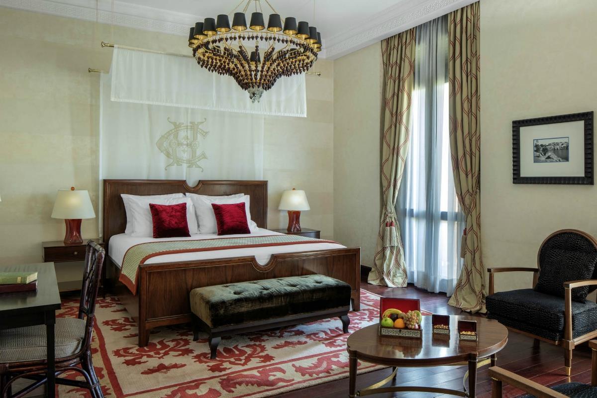 Sofitel Legend Old Cataract – Palace Prestige Suite