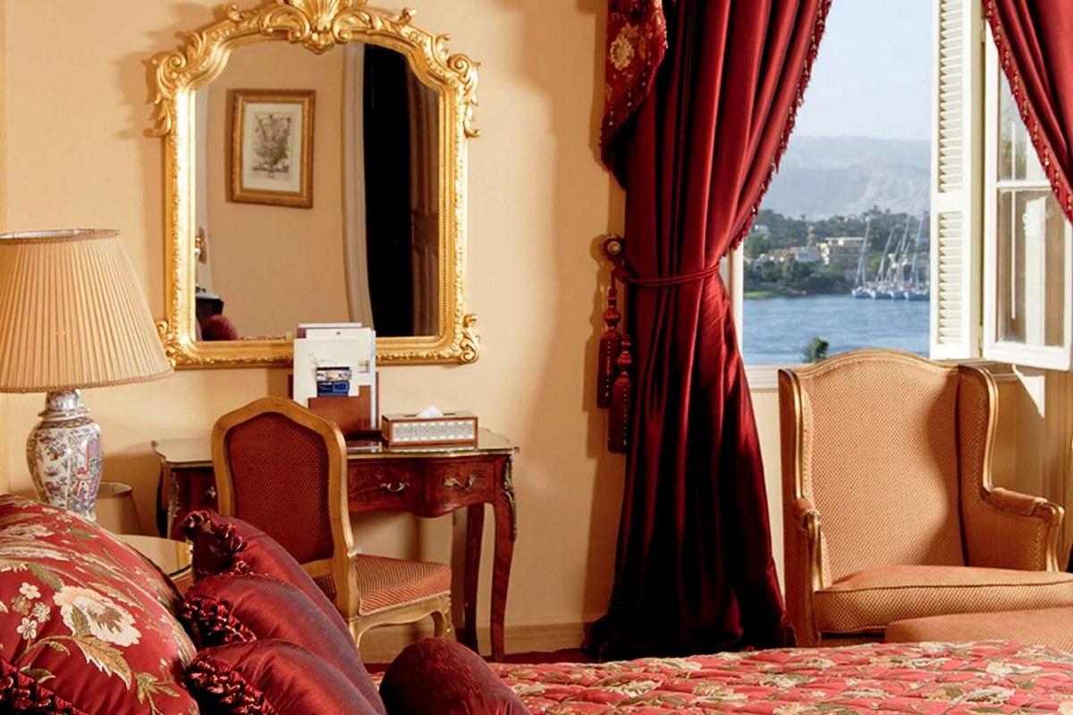 Sofitel Winter Palace – Apartament typu Imperial z widokiem na Nil