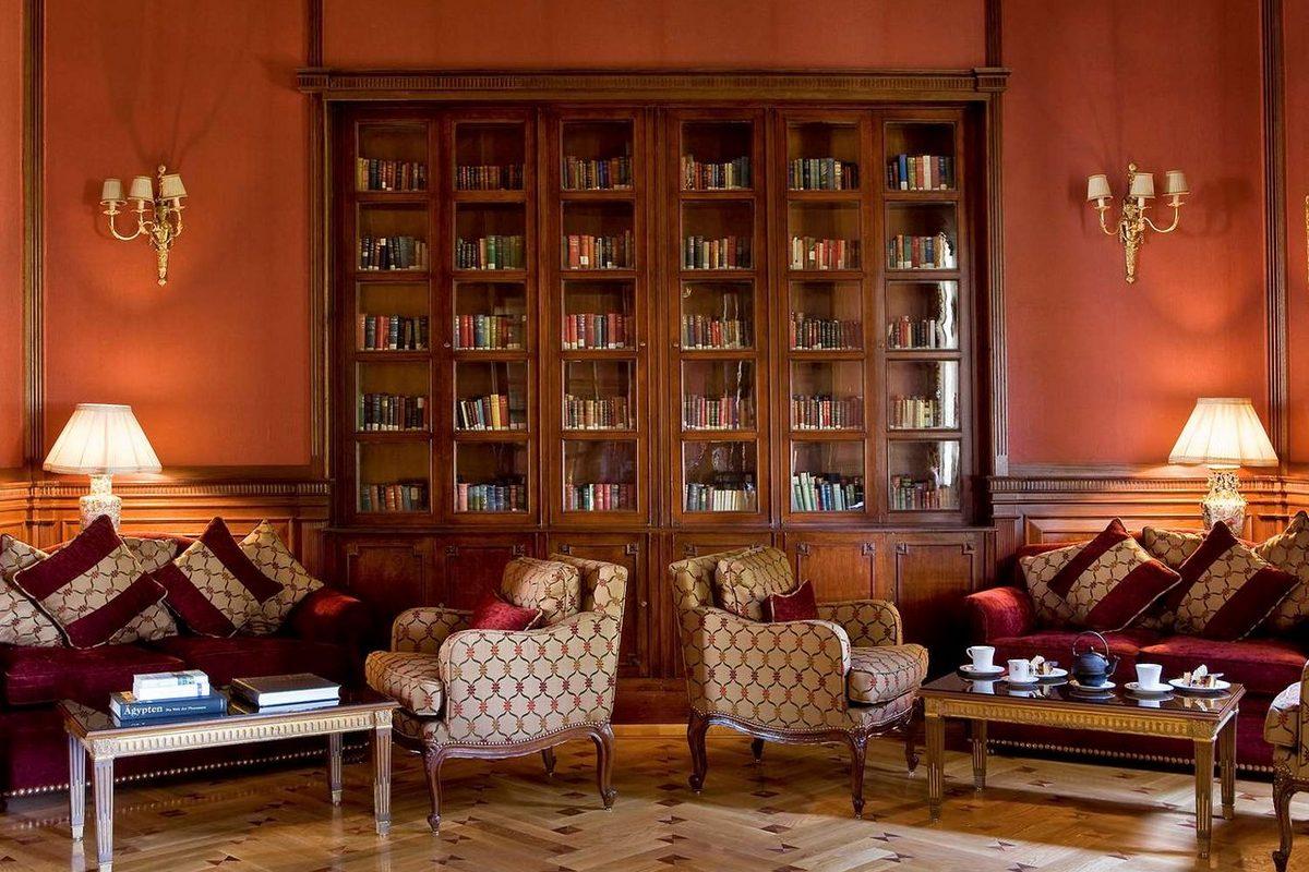 Sofitel Winter Palace – Bar The Victorian Lounge