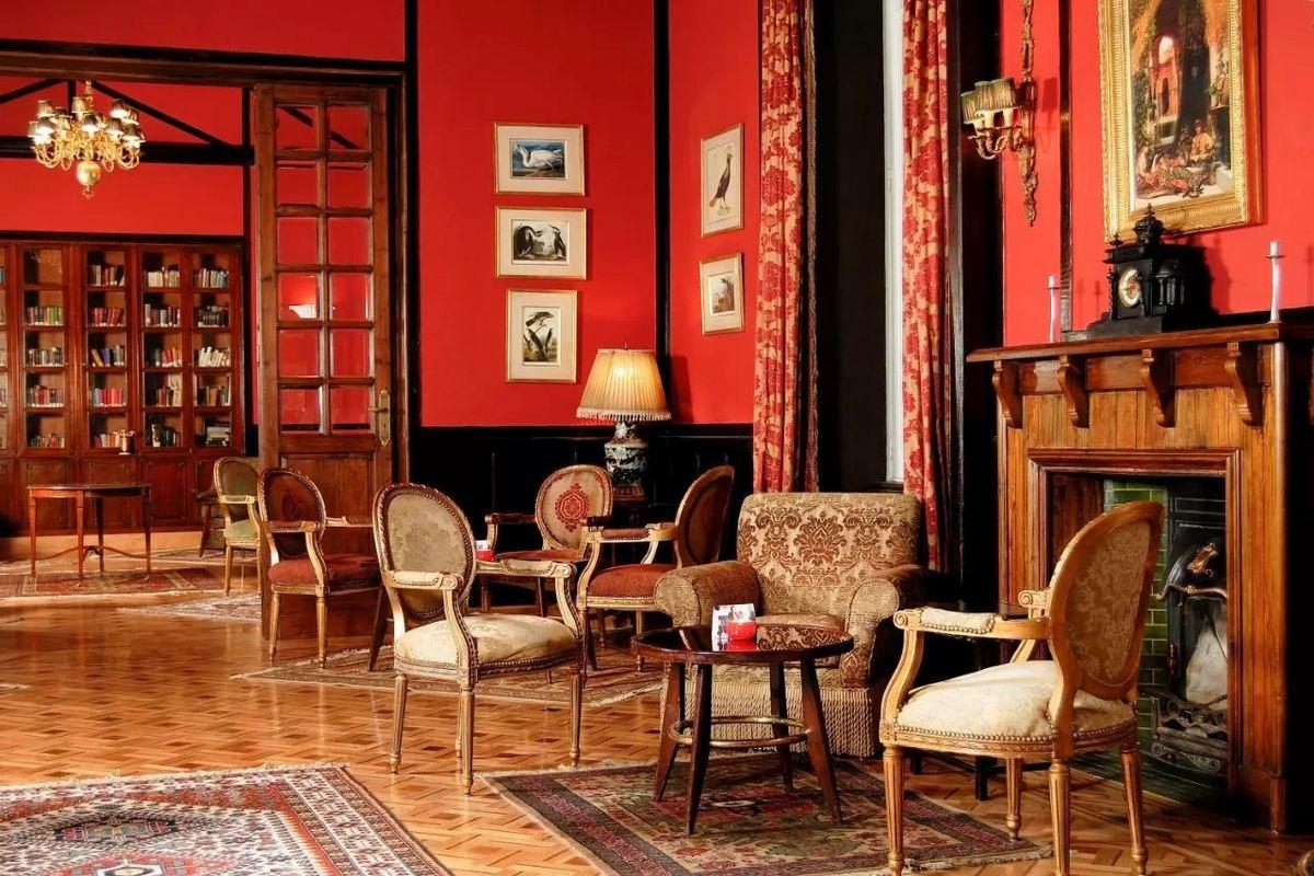 Sofitel Winter Palace – Lobby