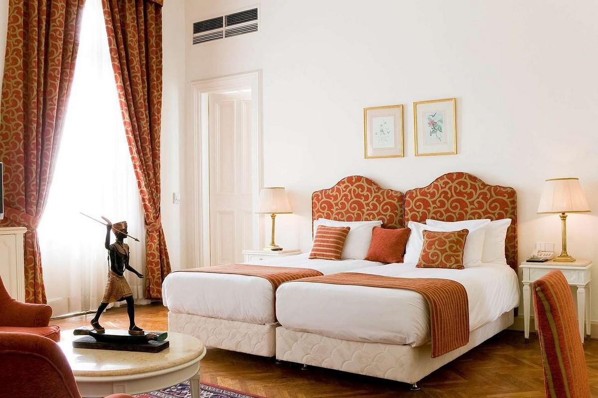 Sofitel Winter Palace – Pokój typu Superior z widokiem na Nil