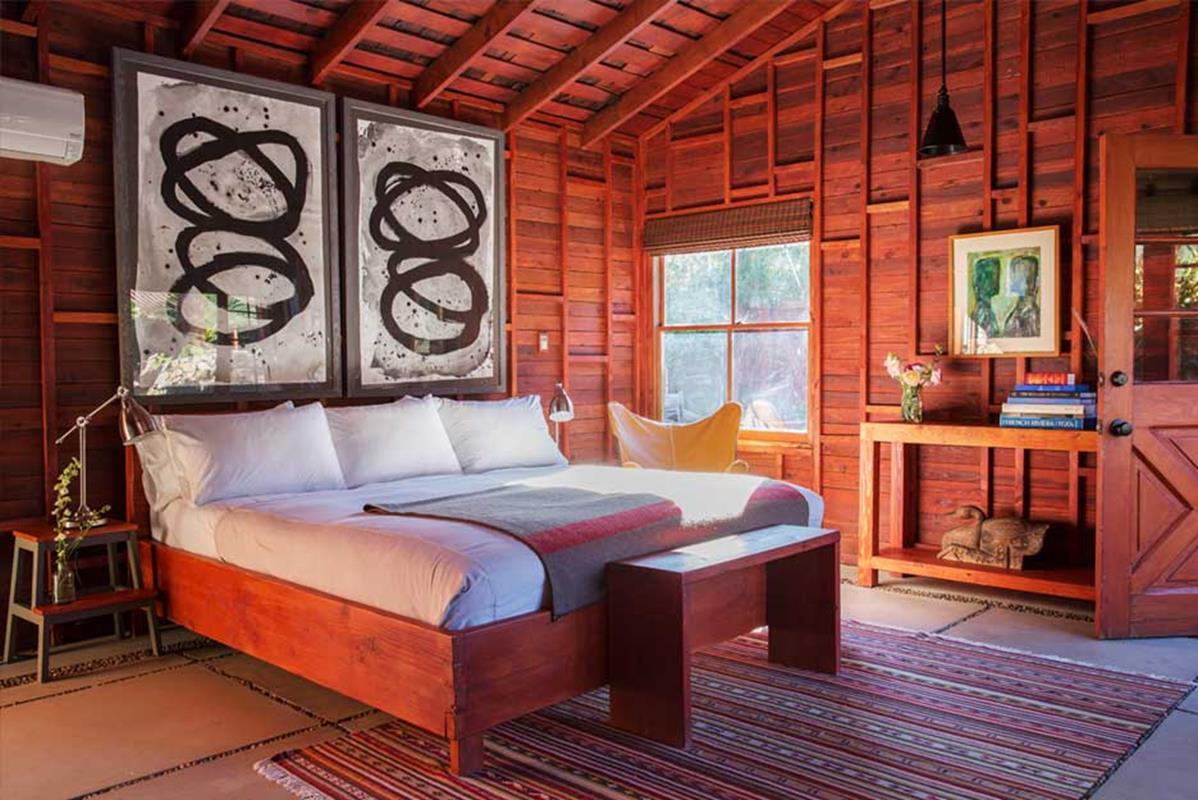 Sparrows Lodge – Garden Room