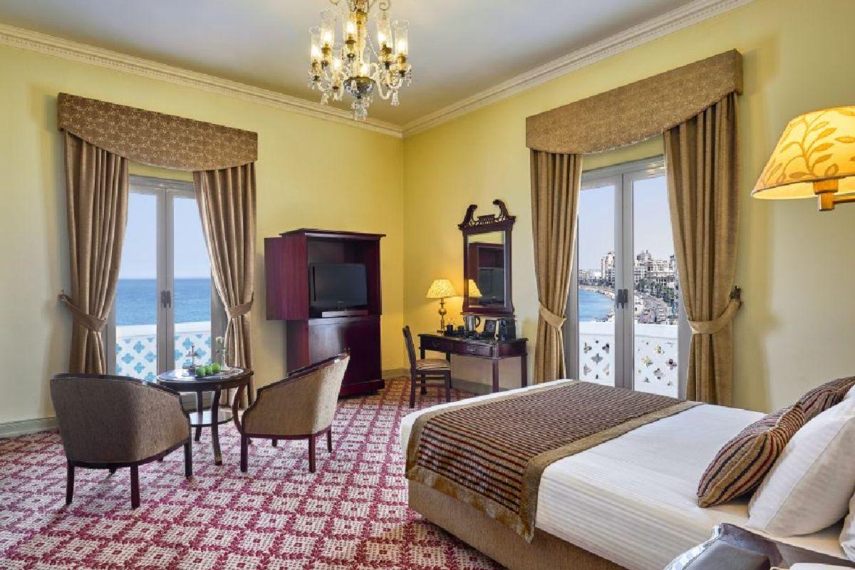 Steigenberger Cecil Hotel – Junior Suite