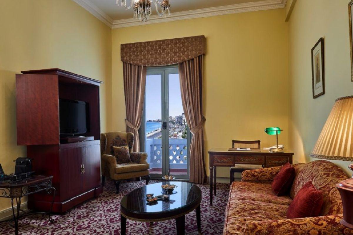 Steigenberger Cecil Hotel – Prestige Suite