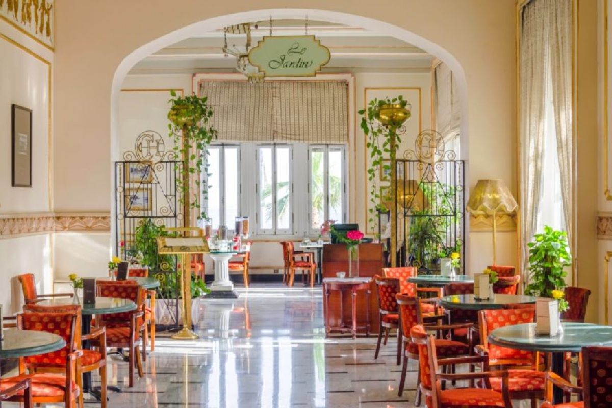 Steigenberger Cecil Hotel – Restauracja