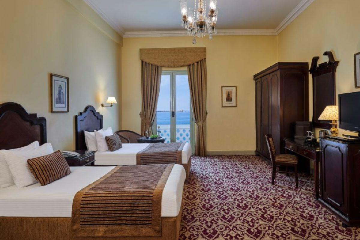Steigenberger Cecil Hotel – Superior Room