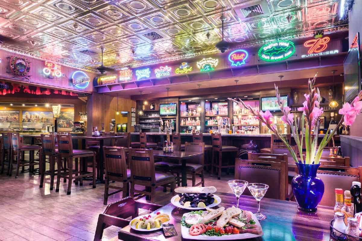 The Grand Hotel – Restauracja