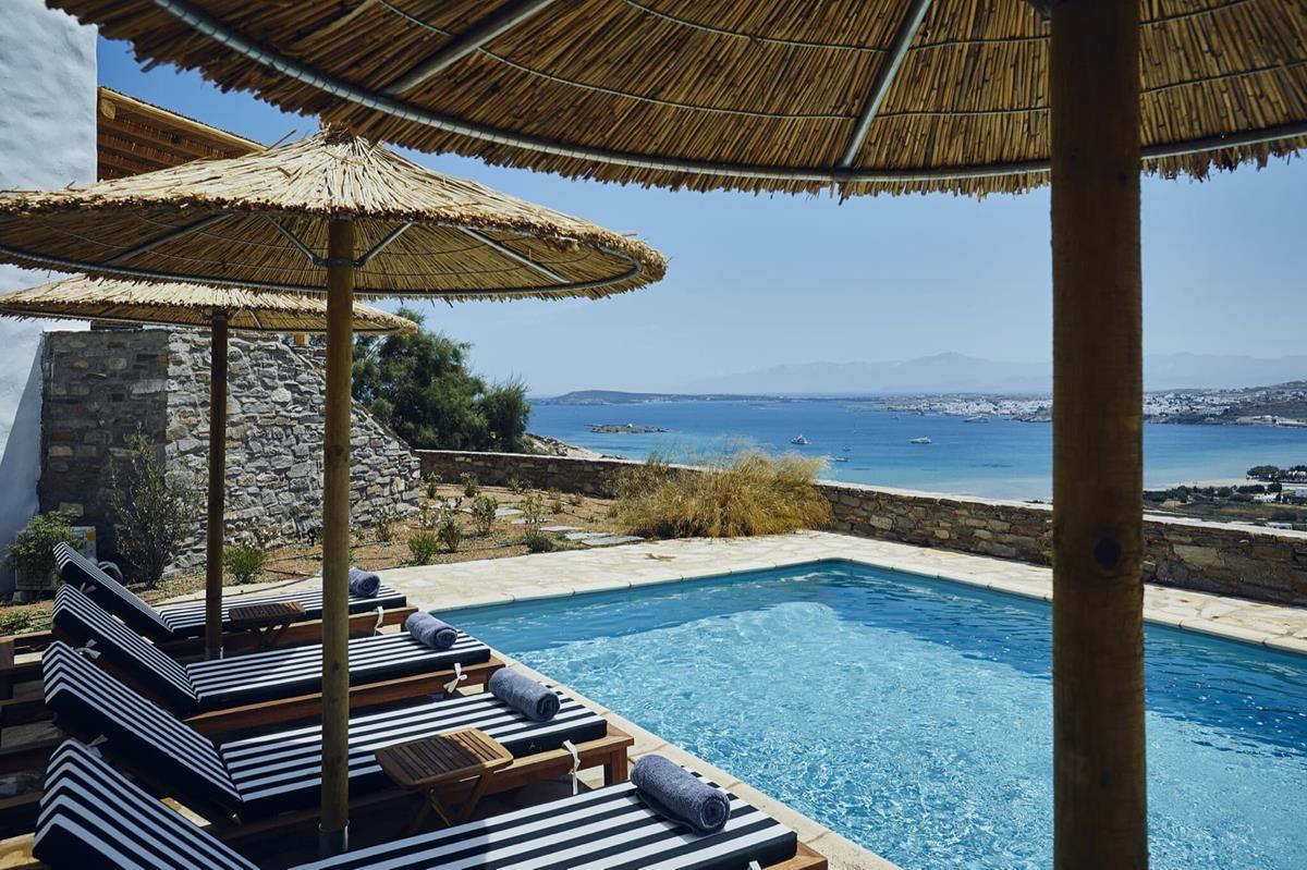Acron Villas – Azure 5 Bedroom Villa Sea View Private Pool
