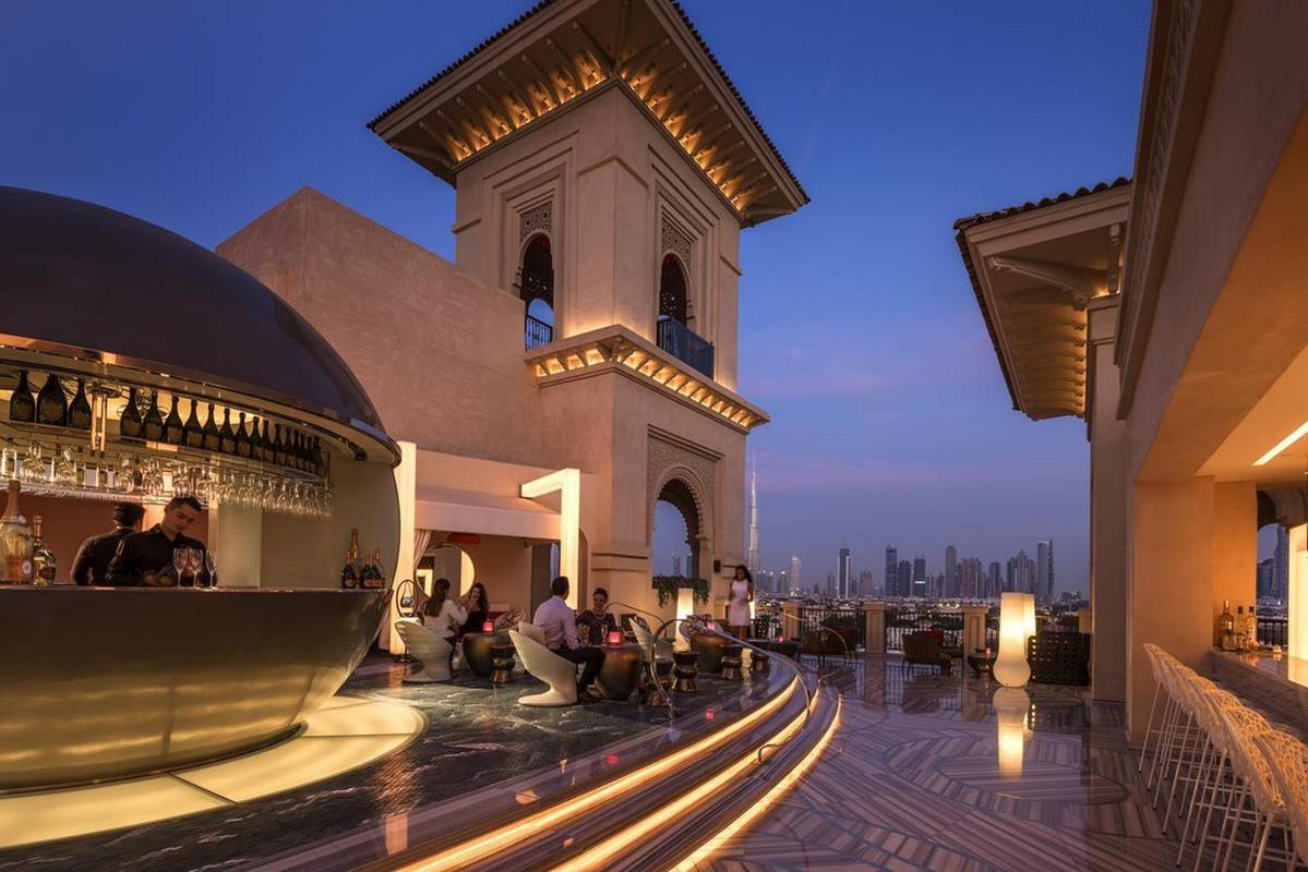 Four Seasons Resort Dubai – Bar