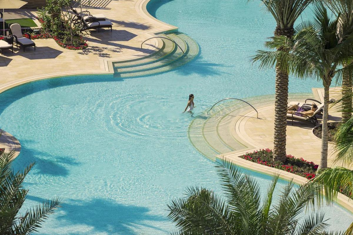 Four Seasons Resort Dubai – Basen