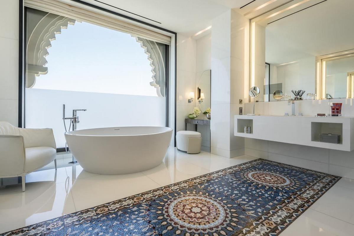 Four Seasons Resort Dubai – Penthouse Suite