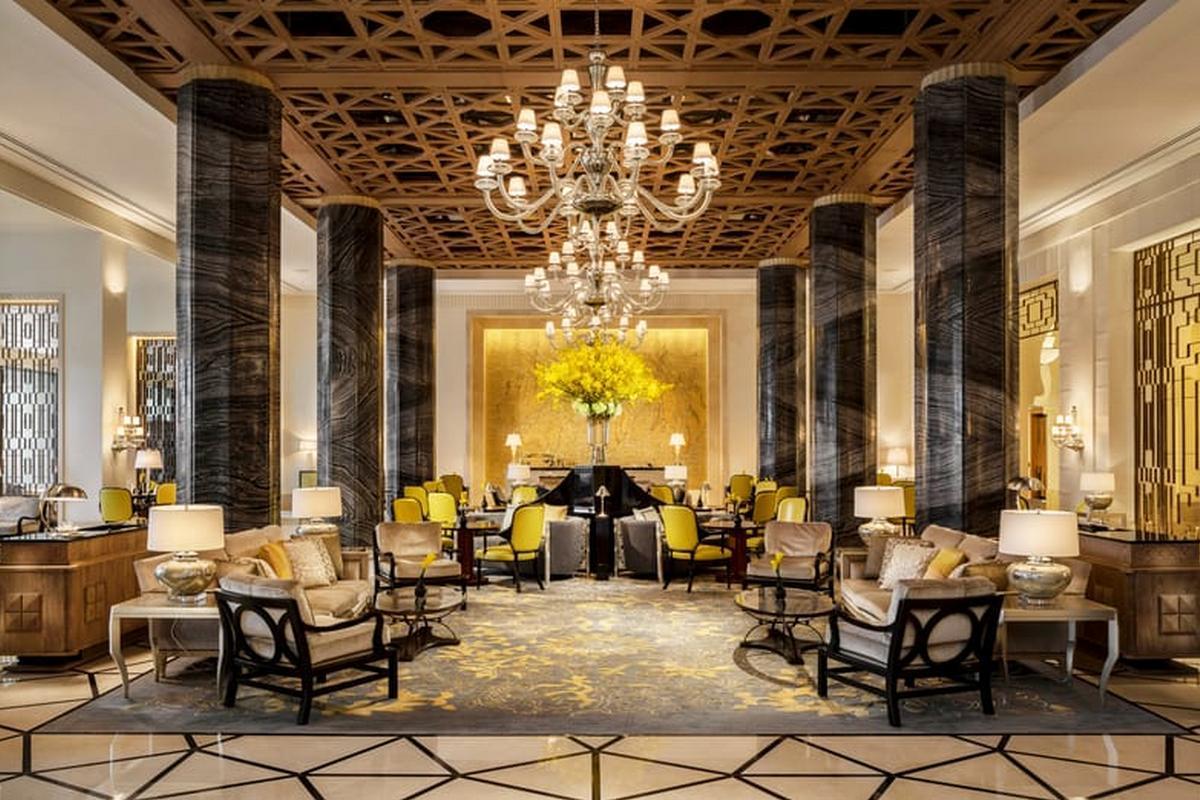 Four Seasons Resort Dubai – Restauracja